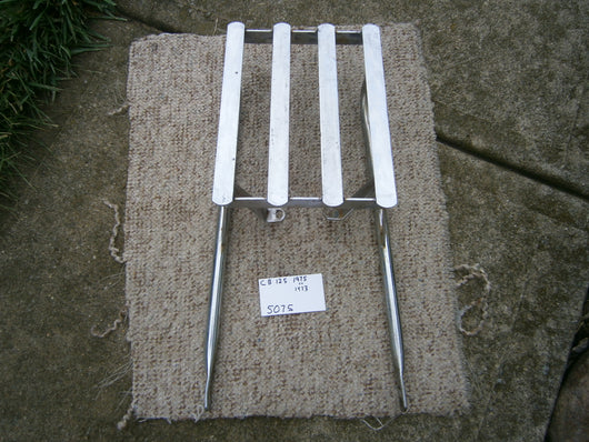 Honda CB125 luggage rack 5075