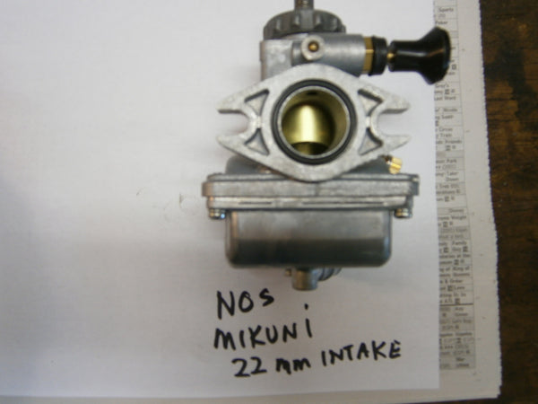 Mikuni 22mm carburetor Brand New SKU 5059