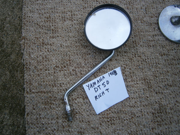 Yamaha DT50 Mirror Right Side 5123