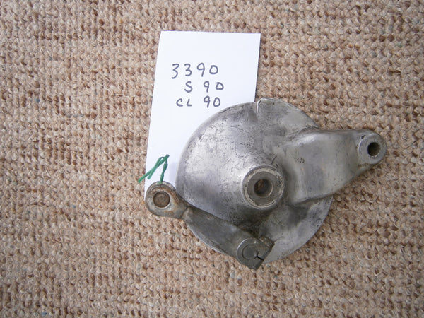Honda Super 90 or Honda CL90 Brake Backing Plate 3330
