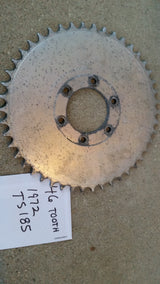 Suzuki TS185 Rear Sprocket sku 5471