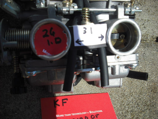 Honda Ready CV 26mm Carb Pair 2015