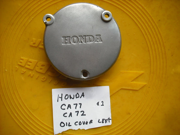Honda CA77 CA77 Dream Oil Cover no1