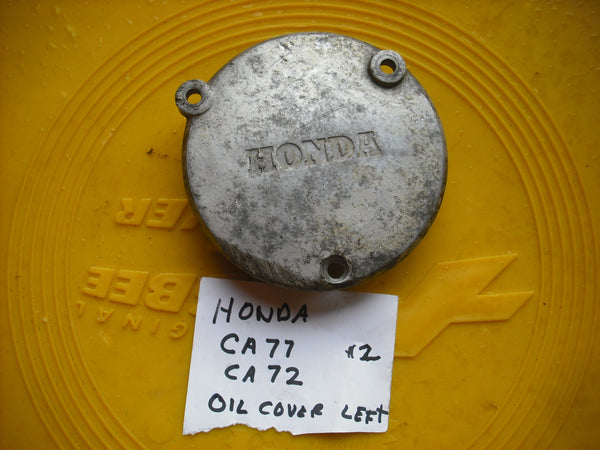 Honda CA77 CA77 Dream Oil Cover 2091
