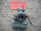 Honda S90 Super 90 Keihn Carburetor