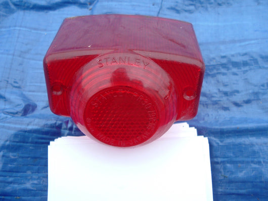 Honda Dream Tail light lens CA 95 CA160 sku 1147