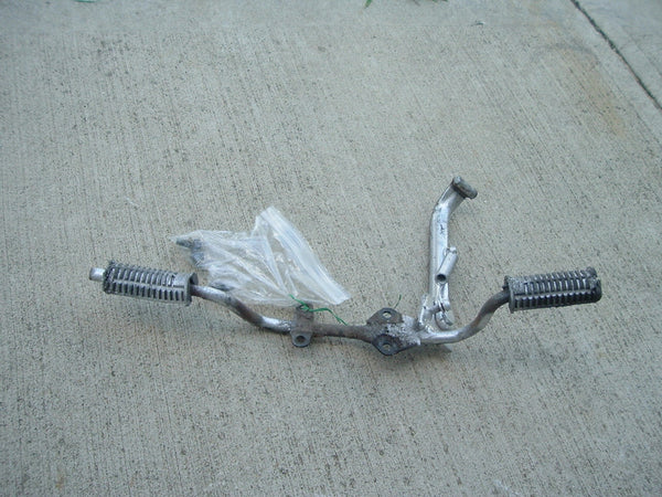 Honda C70 Step Through Foot Peg Perch Kick stand