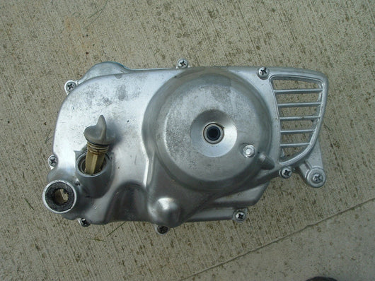 Sold by invoice 11/1/16 $29.00 Honda C70 Engine Cover Right includes Dipstick