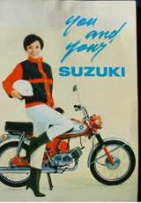 Suzuki Riders Manual 1970's