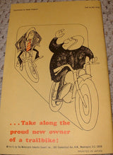 Motorcycle Industry Council Trailbike Manual