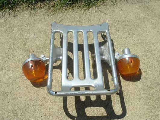 Honda C70 K1  Rack with turn Signals 1298
