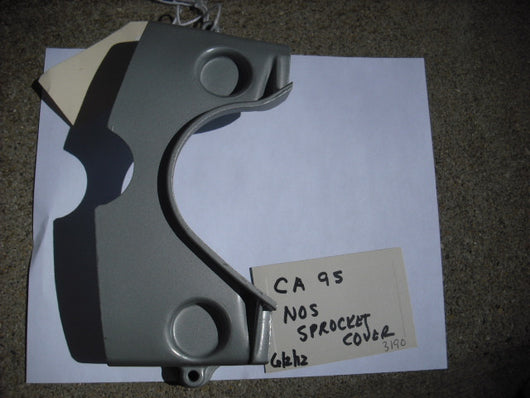 Honda CA95 Sprocket Cover 150 Benly  NOS New 3190