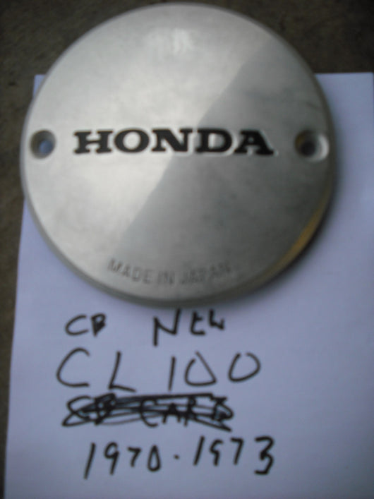 Honda CB100 CL100 NOS New Stator Cover 3192