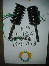 Honda CB100 CL100 SL100 NOS New Valve Set(2 valves) with Springs