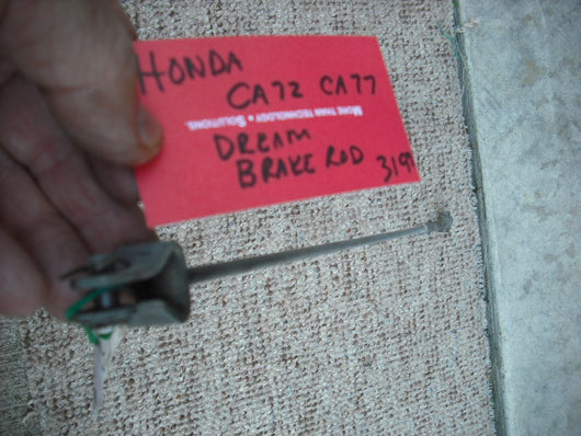 Honda CA72 250  CA77 305 Dream Brake Rod