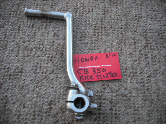 Honda CB350 Kick Start Lever