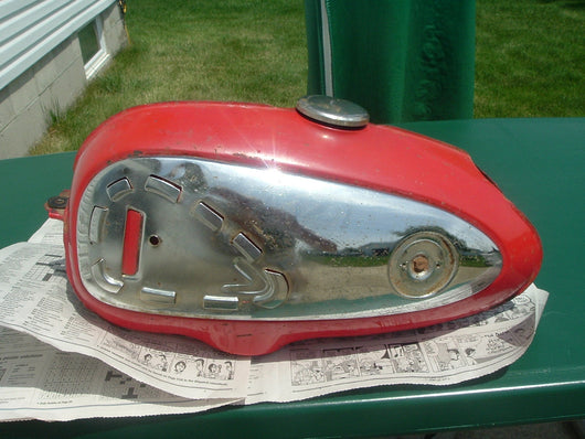 Honda Super 90 S90 Gas Tank 1227