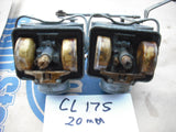 Honda CB175 CL175 Carburetor Pair Complete