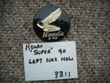 Sold on Ebay 06062017 Honda Super 90 NOS Left Badge