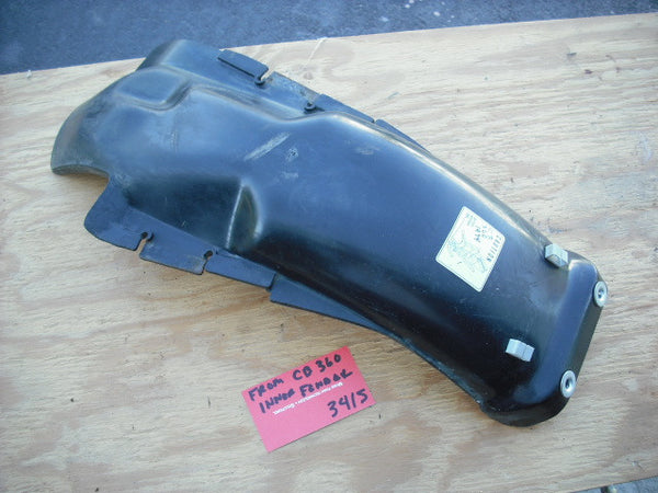 Honda CB360 CL360 Rear Inner Fender