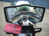 Honda CB360 Fender with Rail and Tail Light 3418
