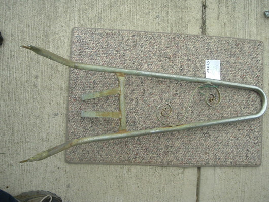 Honda CL350 CB350 Back Rest 1456