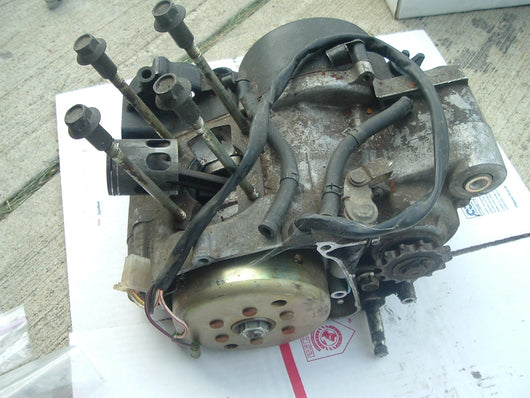 Yamaha DT50 Engine Bottom End 1474