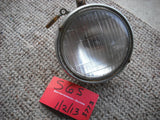 Honda Sport 65 S65 Headlight and Chrome Ring  3773