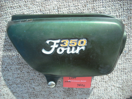 Honda CB350F Four 1973 Right Sidecover #2