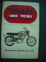 Yamaha 180  YCSI Manual 3919