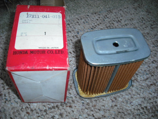 Honda CM91 90cc Step Through Air Filter New 1539