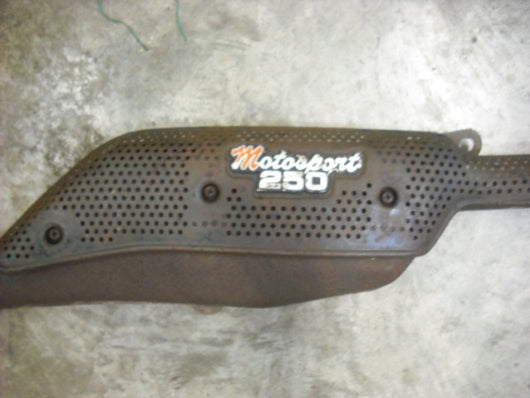 Sold Honda XL250 1972-1973 Complete exhaust