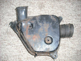Honda CJ360T Sidecover left with airbox  4066