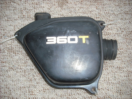 Honda CJ360T Sidecover Right and airbox 4065
