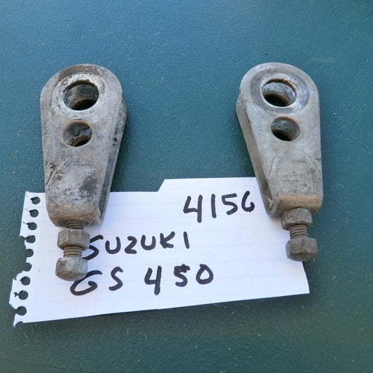 Suzuki GS450 Chain Adjuster
