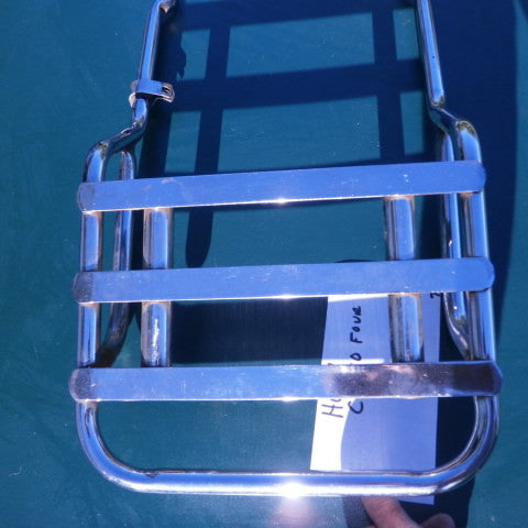 Sold Honda CB350 Four Luggage Rack