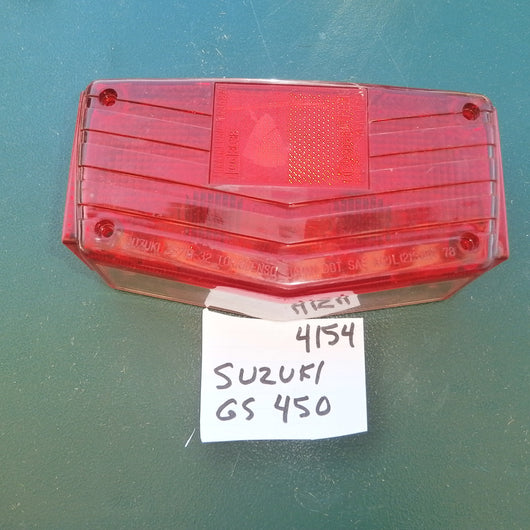 Suzuki GS450 Tail Light Lens 35710-32 sku 4154