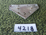 Used in REstoration CB 350 galloway Honda CB350 CL350 K4 Right Sidecover Badge 4218