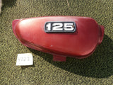 Honda CL125S 1973 83540-108-7610 Right side cover