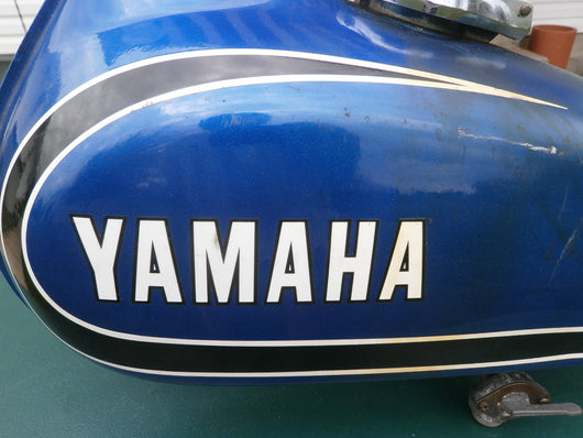Yamaha AT2 125 Gas Tank Fuel Tank sku 4216