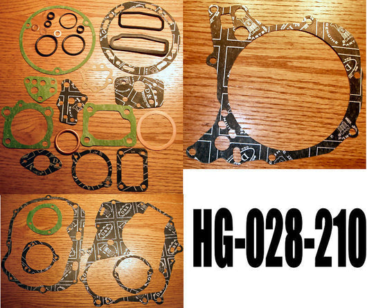 Honda Super 90, S90,  CL90 Complete Engine Overhaul Gasket Set 4252