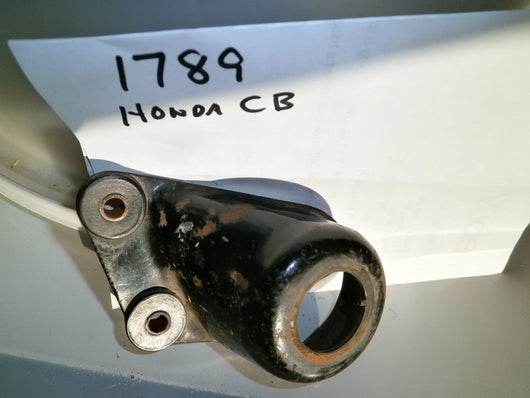 Honda CB350 CL350  CBCL175 Ignition Switch Bracket 1789