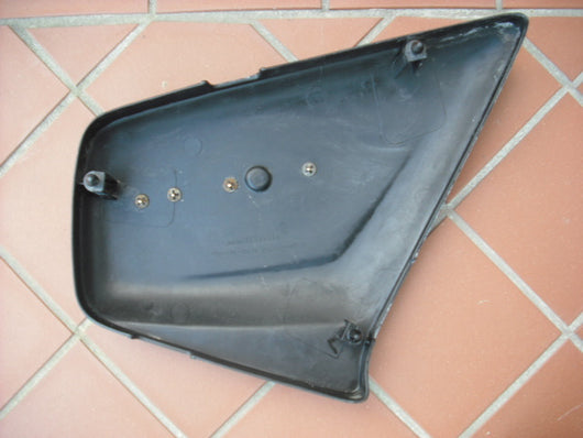 Sold Honda GL1100 Gold wing 1980 left sidecover black 83700-493-000