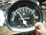 Sold Ebay 08092017 Suzuki Motorcycle Speedometer models BP105 A100 sku 1899