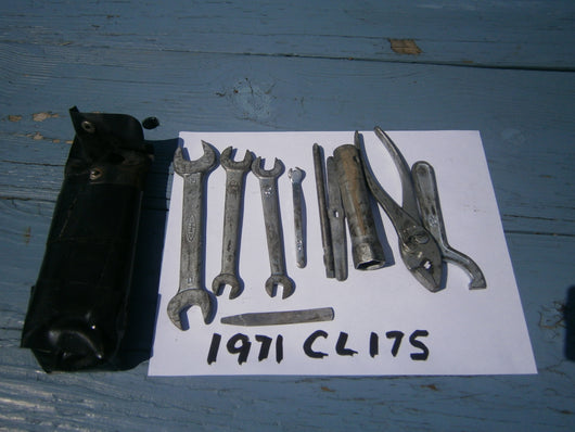 Honda CL175 1971 Tool Kit 4414