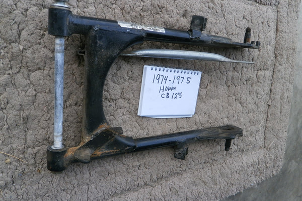 Honda CB125 1973-1975 Model code 324 Swing Arm 4327