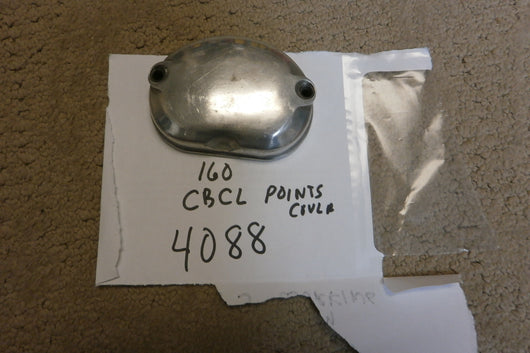 Honda CB160 CL160 Points Cover New sku 4293