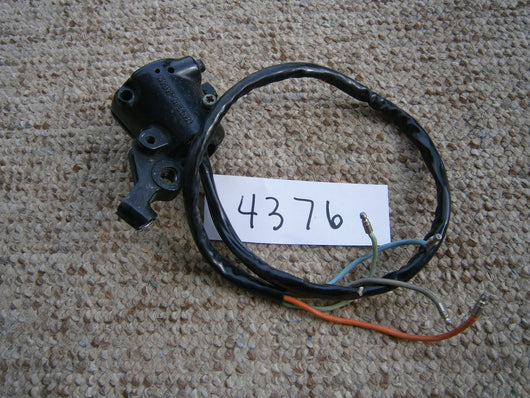 Honda CL350 CB350 Turn Signal Switch and Clutch Perch honda part HM100BT sku 4576    sku 4576