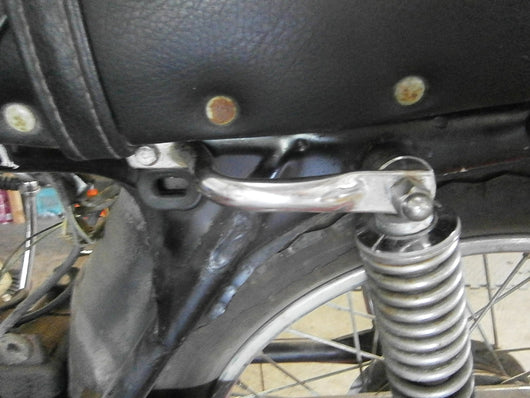 Honda CL175 grab bar 4436