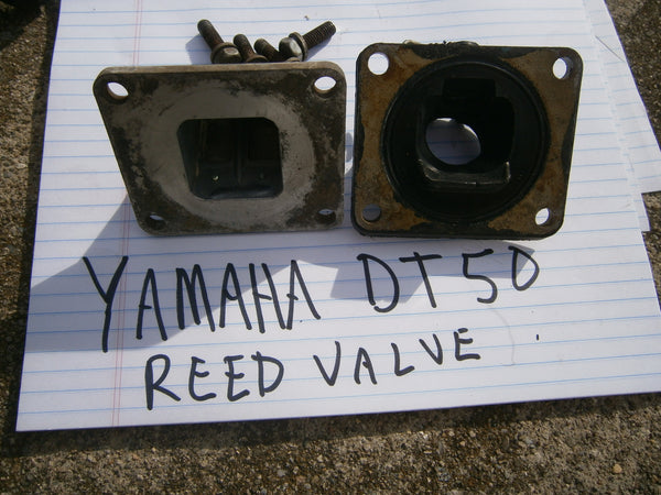Yamaha DT50 Reed Valve Complete-Fits All Model Years 4476